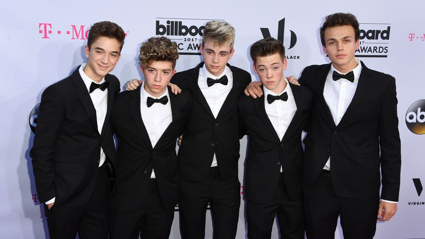 Why Don't We bei den Billboard Awards 2017