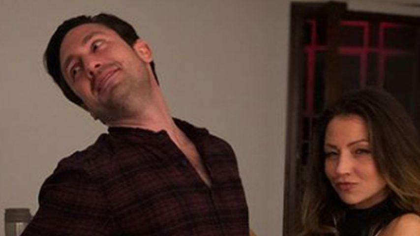 Verliebtes Rumalbern: Bachelor Daniel & Kristina sind happy!