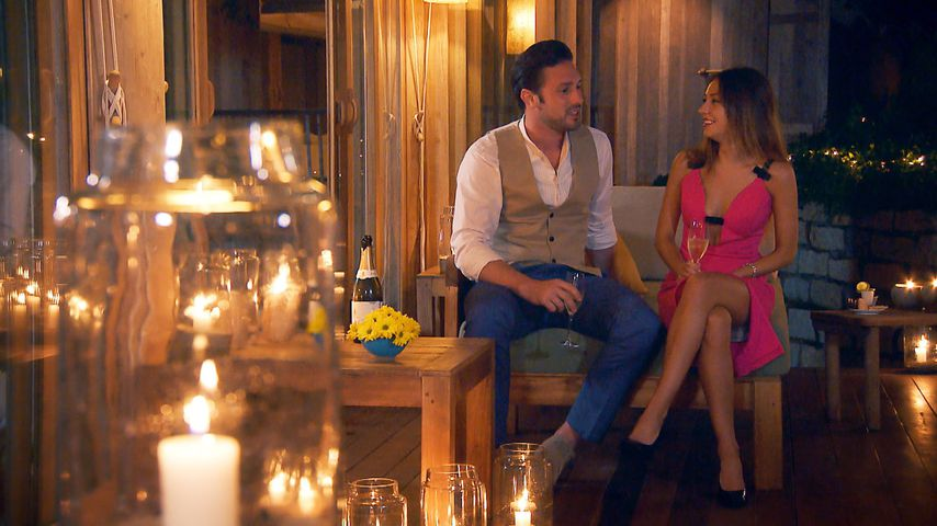 Bachelor Daniel Völz und Kandidatin Kristina Yantsen
