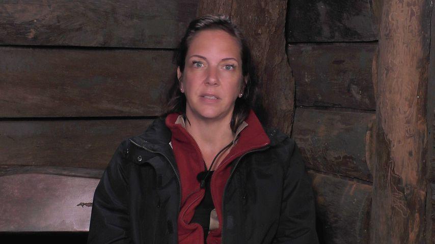 Daniela Büchner an Tag 3 im Dschungelcamp