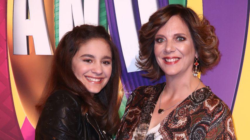 Danni Büchner stolz: Tochter Jada hat ihren Schulabschluss