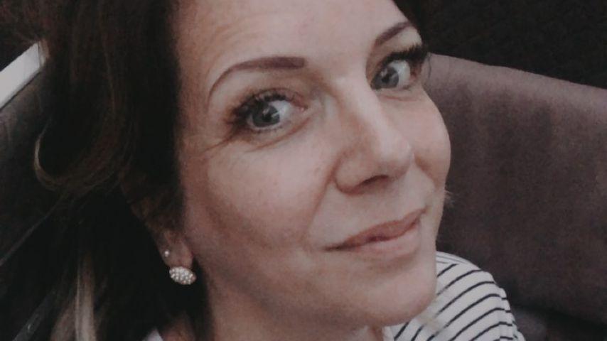Daniela Büchner im Flugzeug nach Australien im Januar 2020