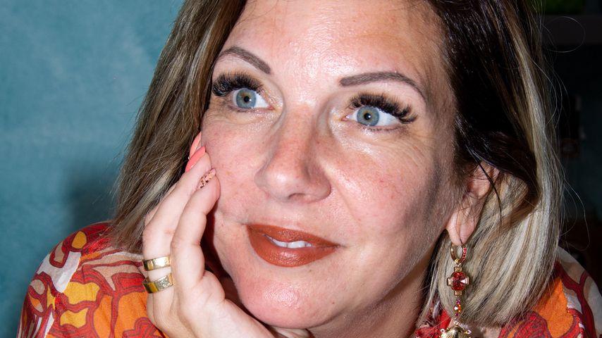 Daniela Büchner in ihrer Faneteria im Juni 2019