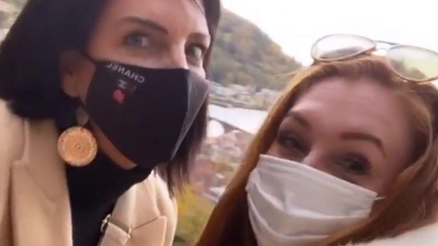 Daniela Büchner und Georgina Fleur