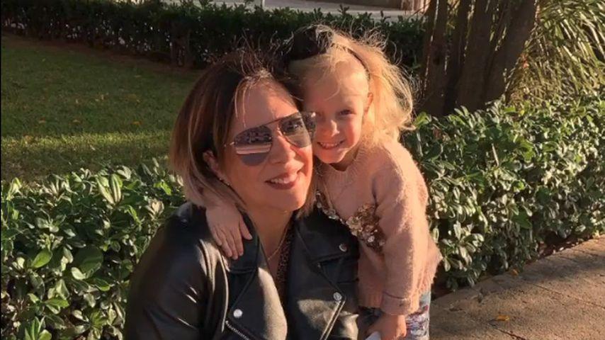 Daniela Büchner und ihre Tochter Jenna Soraya