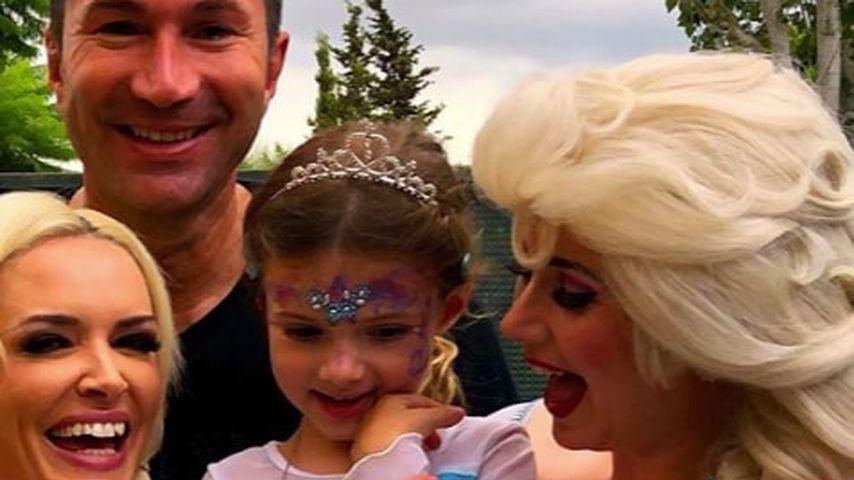 Prinzessin Elsa überrascht Sophia Cordalis zum Geburtstag