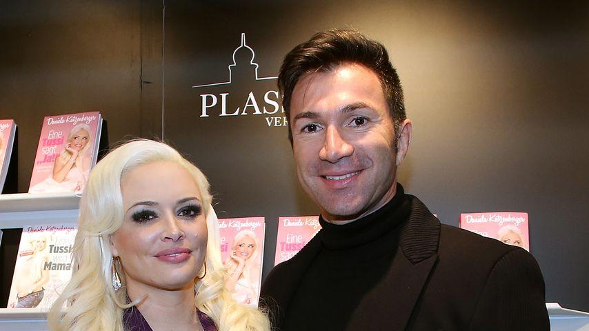 Daniela Katzenberger und ihr Mann Lucas Cordalis, Oktober 2016