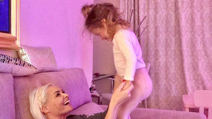 Wachstums-Schub: Sophia Cordalis ist schon so groß!
