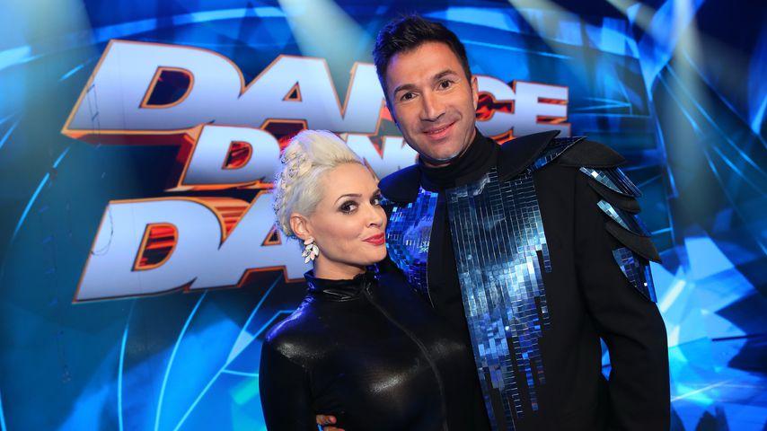 """Daniela Katzenberger und Lucas Cordalis bei """"Dance Dance Dance"""""""