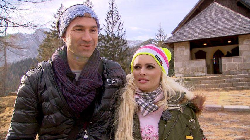 Lucas Cordalis und Daniela Katzenberger