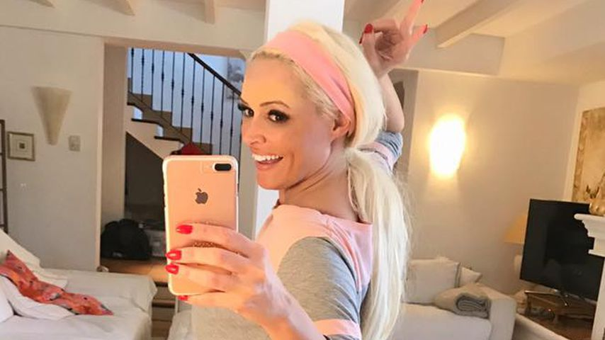 Von Lucas erwischt: Dani Katzenbergers sexy Popo-Selfie-Show