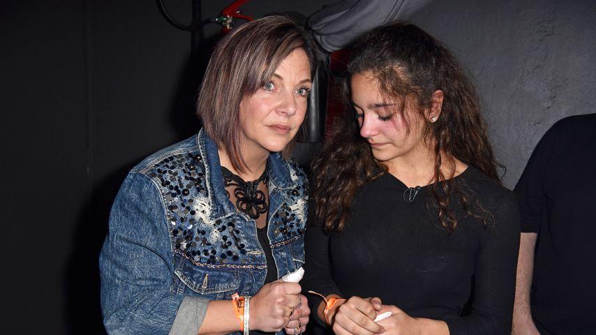 """Daniela und Jada Büchner beim """"Goodbye Jens""""-Benefizkonzert"""