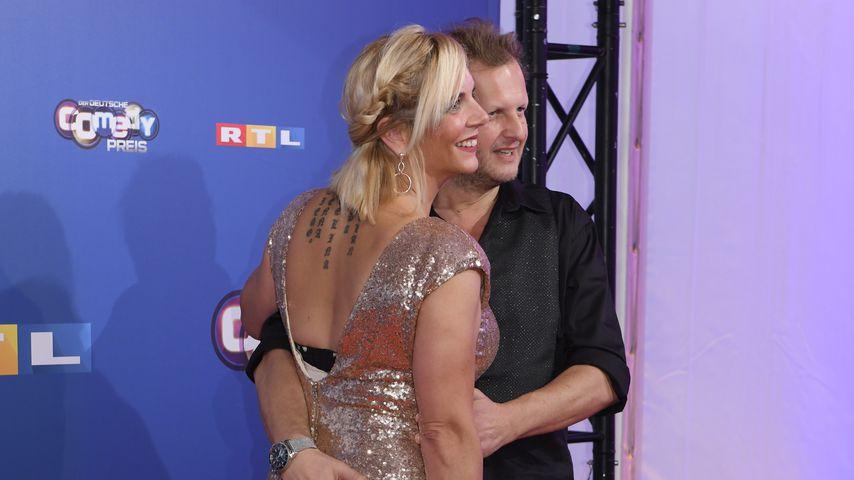 Daniela und Jens Büchner im Oktober 2018 in Köln