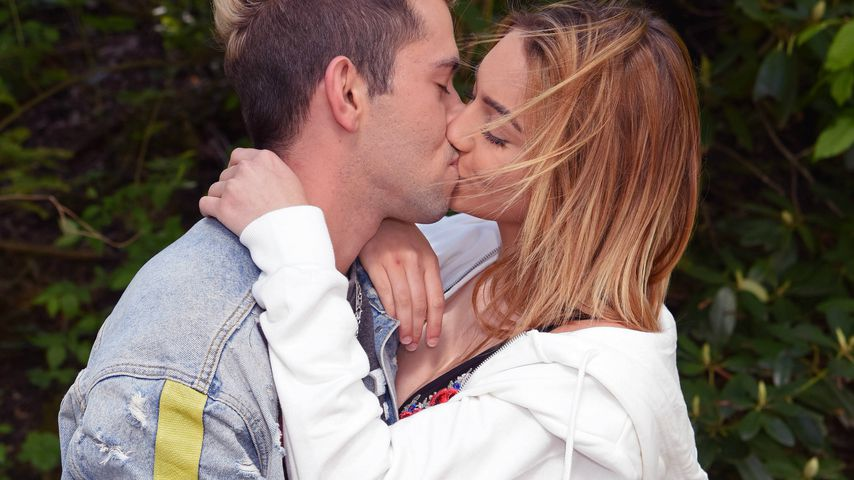 """Wir sind happy"": Daniele Negroni & Tina Neumann in love!"