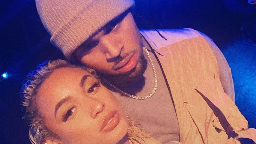 Nach Schwanger-Gerüchten: Hat Chris Brown neuen Schwarm?