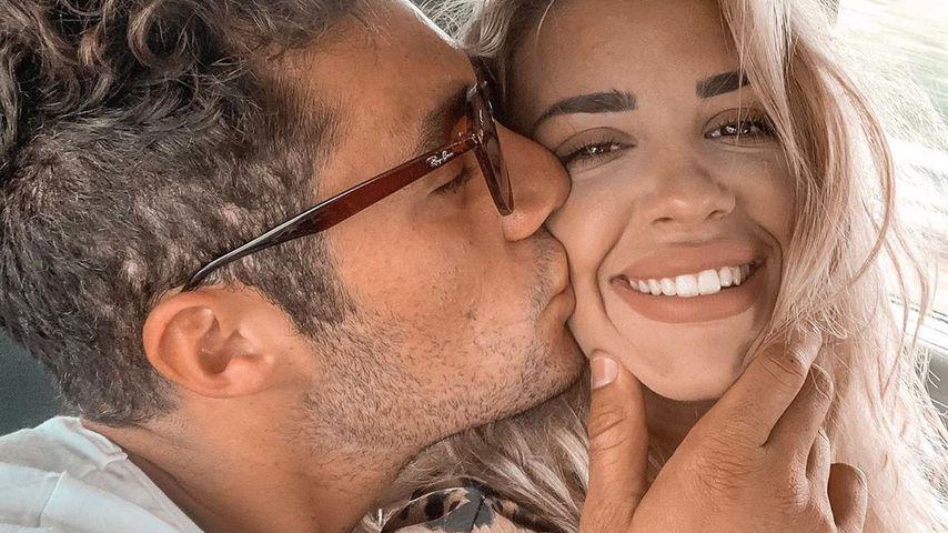 """Danilo und Dijana, Ex-""""Love Island""""-Kandidaten"""