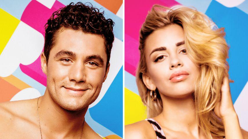 """Netz-Häme: """"Love Island""""-Fans lachen über Danilo und Dijana!"""