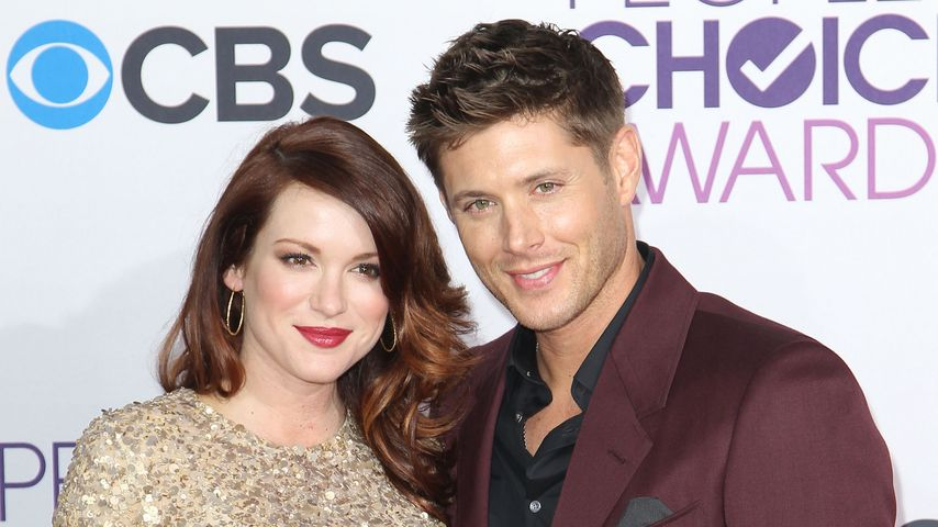 """Doppelte Freude: """"Supernatural""""-Star Ackles bald Twin-Papa!"""