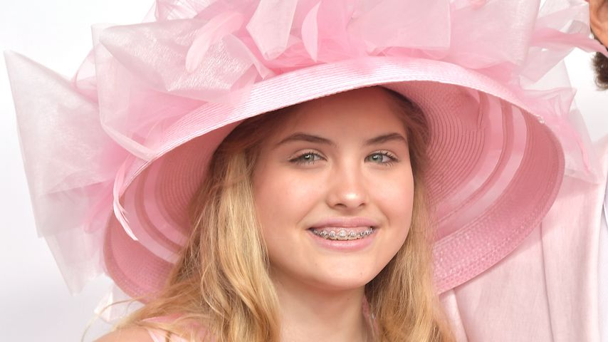 Anna Nicole Smiths Tochter: So groß ist Dannielynn Birkhead!