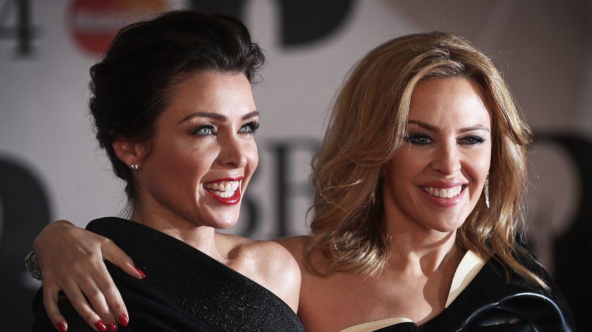 Dannii Minogue nackt im Playboy
