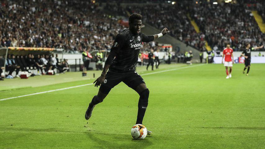 Danny da Costa im Viertelfinale der Europaleague