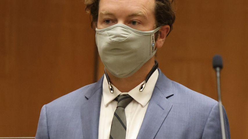 Danny Masterson bei seinem Prozess in L.A. im September 2020