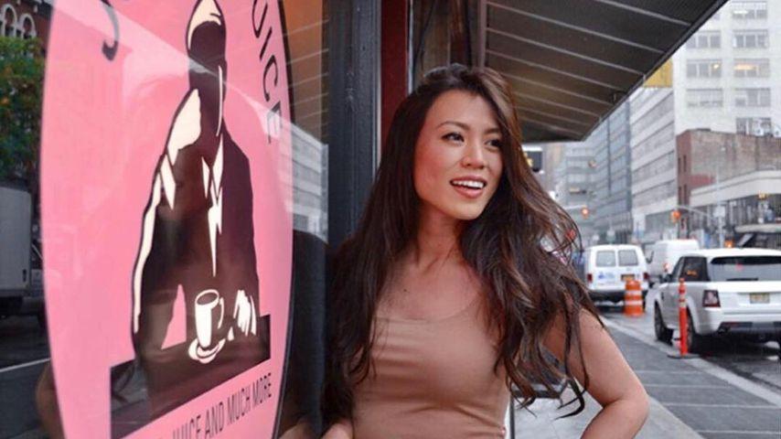 Dara Huang im Mai 2018 in New York