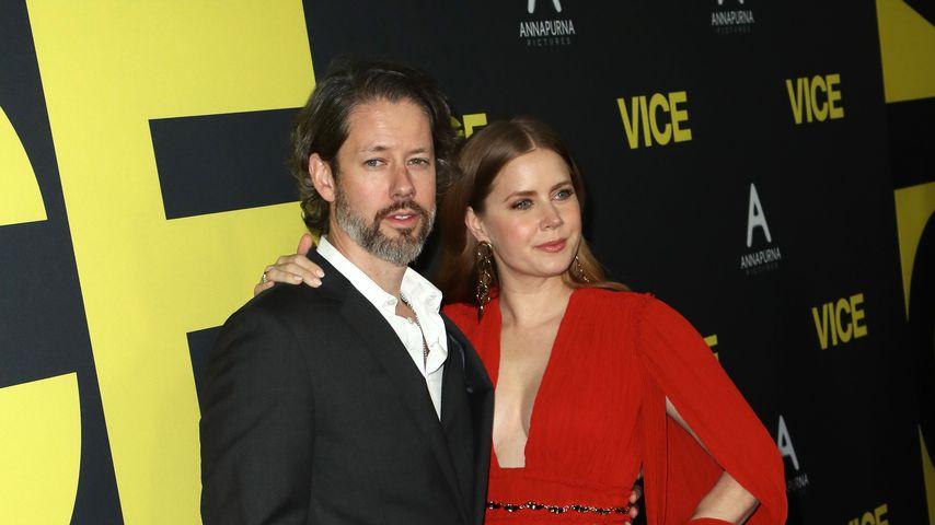 Darren Le Gallo und Amy Adams