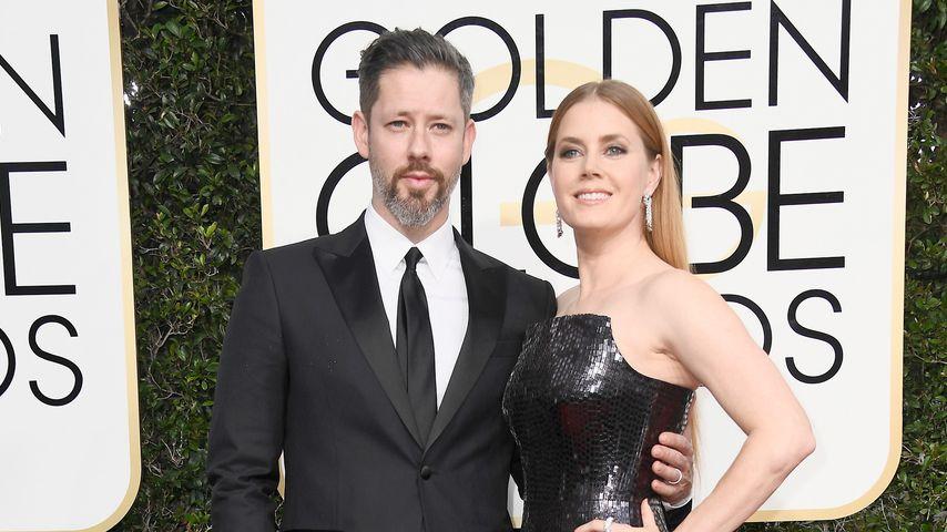Nach 7 Jahren Verlobung: Heimliche Hochzeit bei Amy Adams?