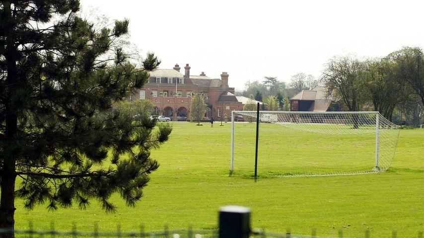 Das Anwesen der Beckhams in Harlow, England