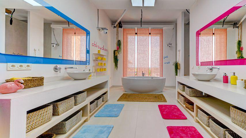 """Das Badezimmer in der neuen """"Love Island""""-Villa"""