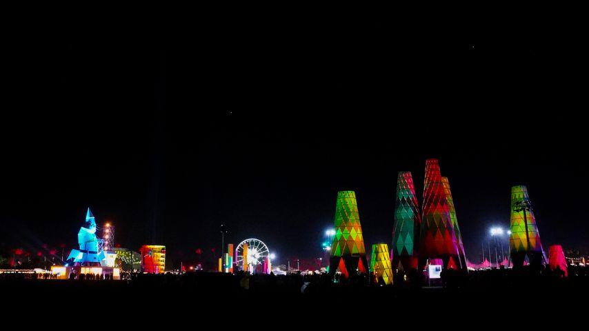 Das Coachella-Festival 2019