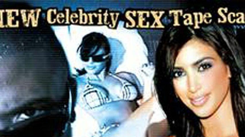 Zu heiß? Kim Kardashians Sextape beinahe verbrannt