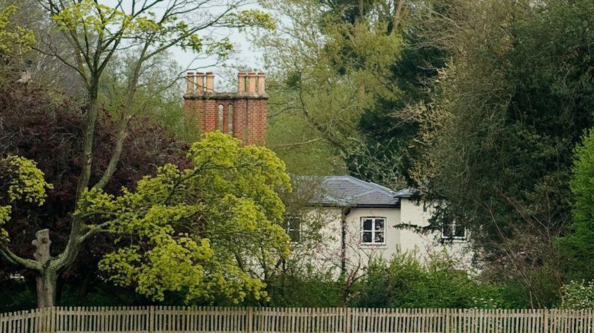 Prinz Harry und Herzogin Meghans Zuhause Frogmore Cottage