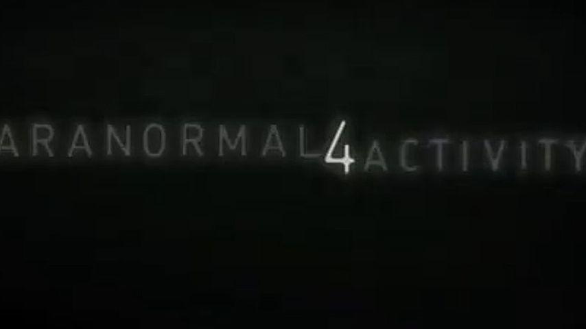 Paranormal Activity 4: Der erste Trailer-Teaser!