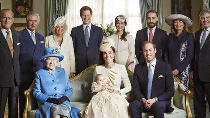 Prinz George: Das offizielle Tauf-Foto ist da!