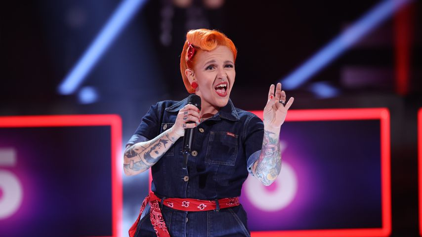 """Das """"Rockabilly-Girl"""" bei """"I Can See Your Voice"""""""