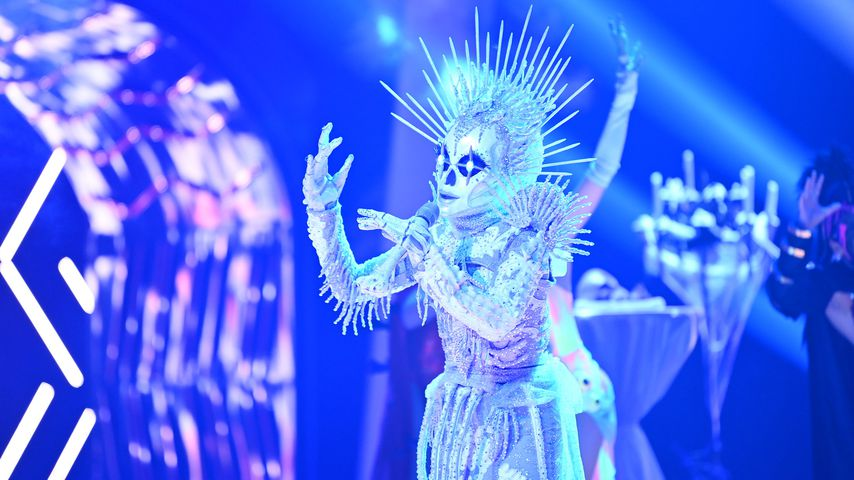 """Das """"The Masked Singer""""-Skelett"""