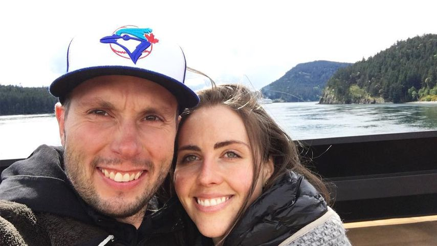 Dave Duncan und seine Frau Maja