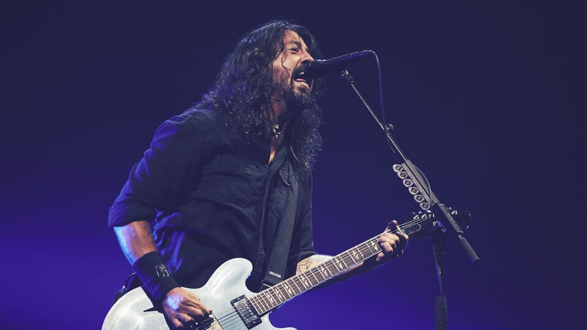Dave Grohl, Musiker