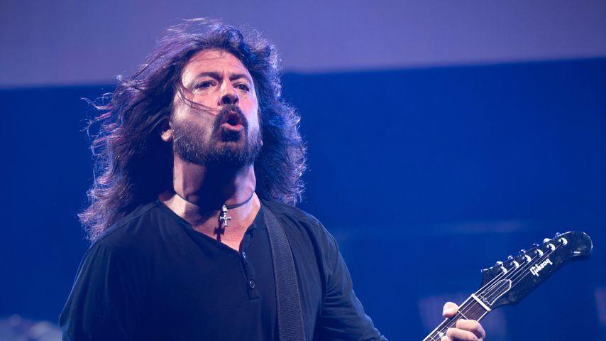 Dave Grohl, Sänger