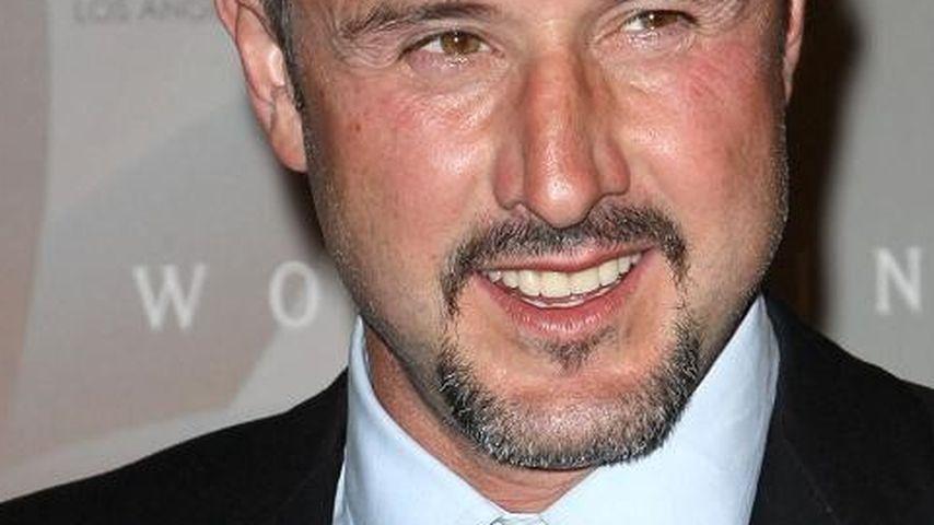 David Arquette: Zusammenbruch wegen Courteney Cox