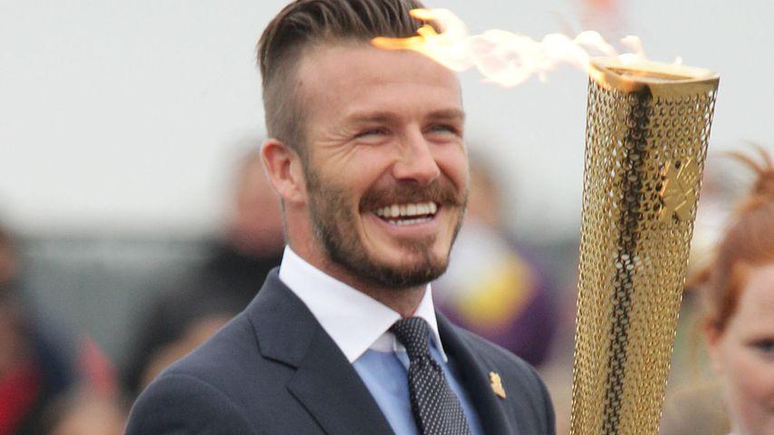 David Beckham: Nun doch bei Olympia!