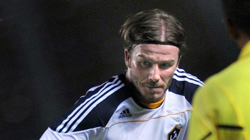 David Beckham, 2011