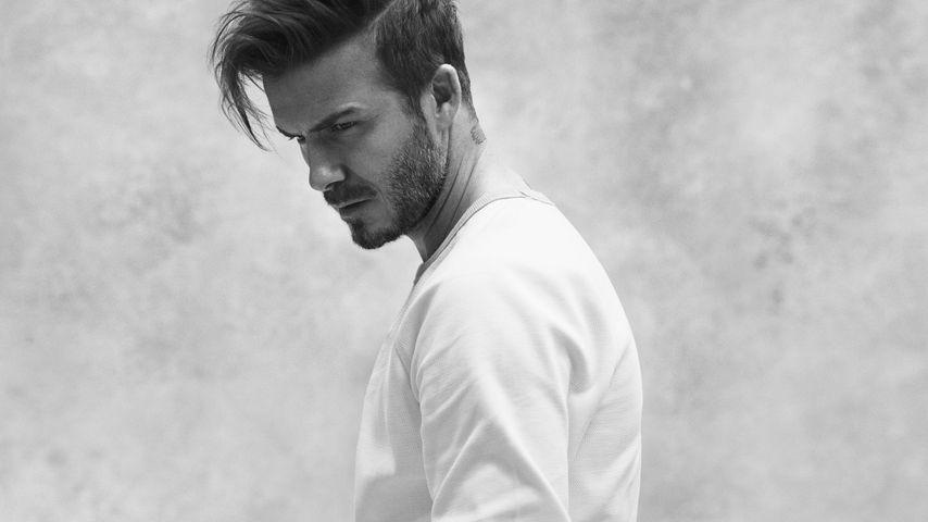 Für H&M: David Beckham wieder sexy im Schlüpfer