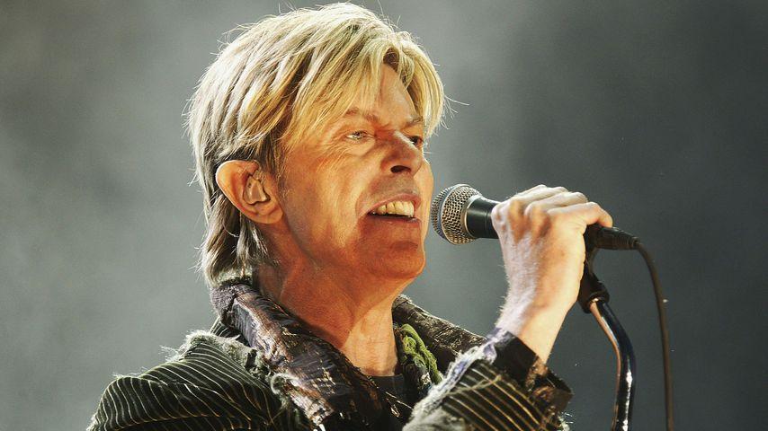 4 VMA-Nominierungen: David Bowie (†69) wird posthum geehrt