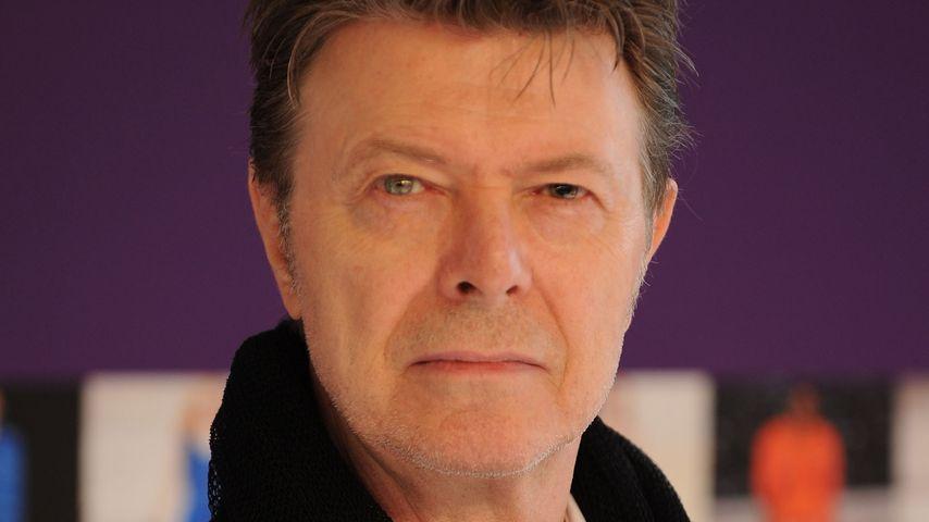 David Bowie (✝69): So groß ist die Trauer um den Sänger