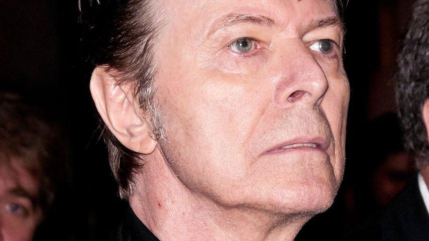Schock: David Bowie stirbt mit 69 Jahren!