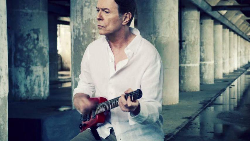 Neues Album mit 69! Mega-Star David Bowie ist zurück