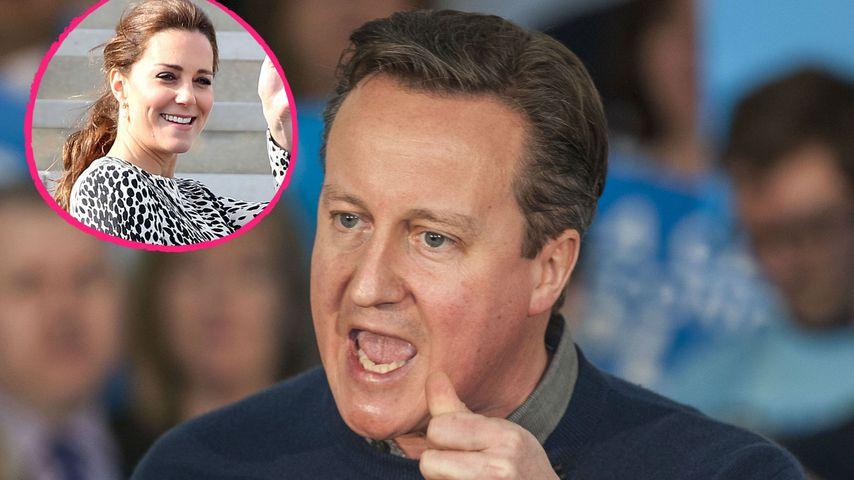 Das Royal Baby kommt: Sogar der Prime Minister ist aufgeregt